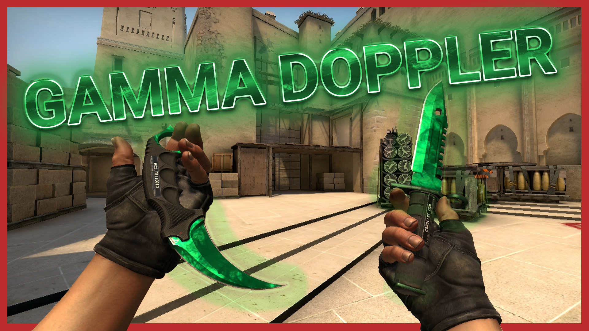Gamma Doppler - Skin Showcase